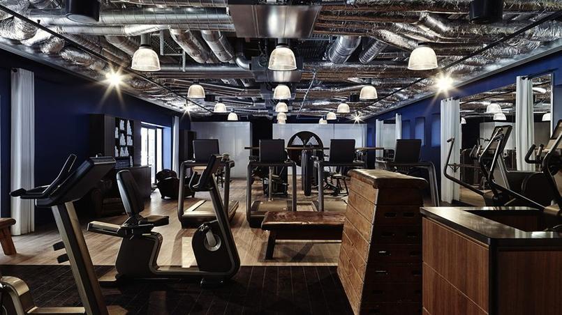 les 10 salles de sport les plus select du monde. Black Bedroom Furniture Sets. Home Design Ideas