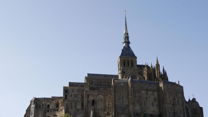 Le Mont Saint-Michel est un des sites incontournables de la Normandie