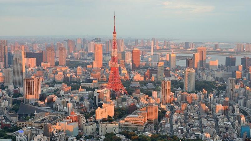Tokyo, au Japon, la ville la plus sûre au monde, en 2015, selon le magazine The Economist.