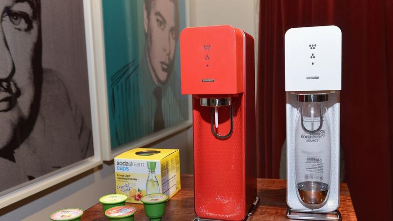 machine a soda francaise