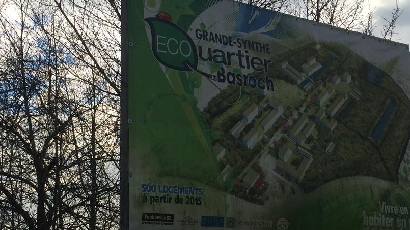 Au départ, le terrain communal était censé être transformé en «éco-quartier».