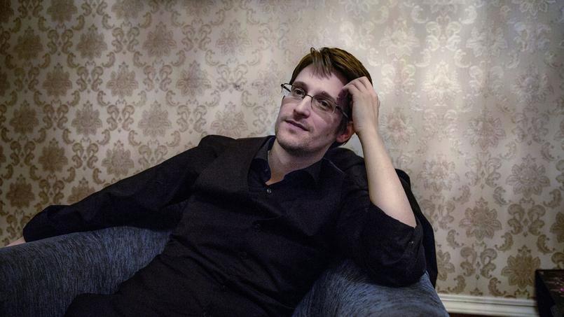 L'ex-employé de la NSA Edward Snowden, le 21 octobre 2011 en Russie.