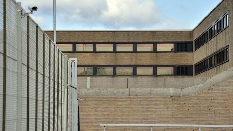 La prison de Bruges, par Eric Vidal de l'agence Reuters.