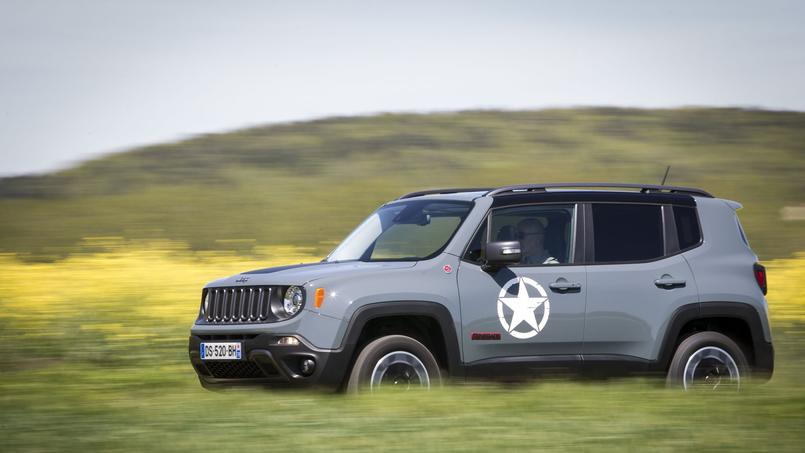 honda africa twin jeep renegade les aventuri res sont de retour. Black Bedroom Furniture Sets. Home Design Ideas