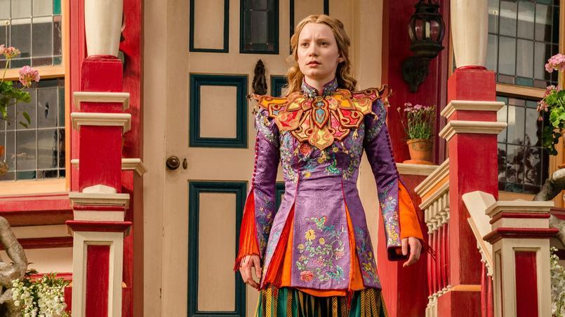 Les mille et un visages d 39 alice au pays des merveilles for Alice dans le miroir balthus
