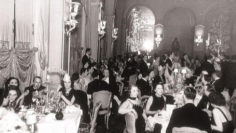 Durant les Années folles, le Ritz était l
