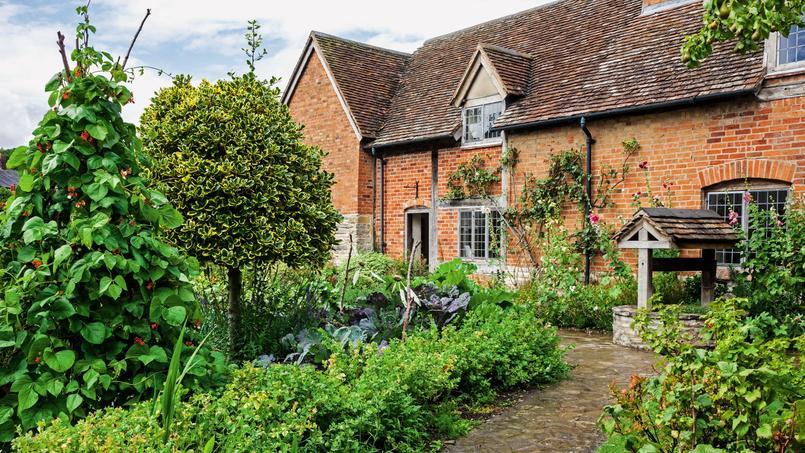 La d couverte des jardins du grand william shakespeare for Univers du jardin maule 78