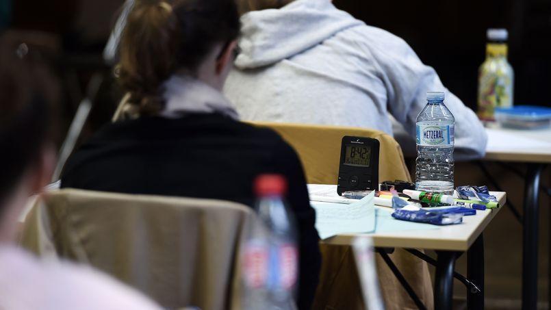 Le brevet sera revisité cette année dans le cadre de la réforme du collège.-20FREDERICK FLORIN/AFP-