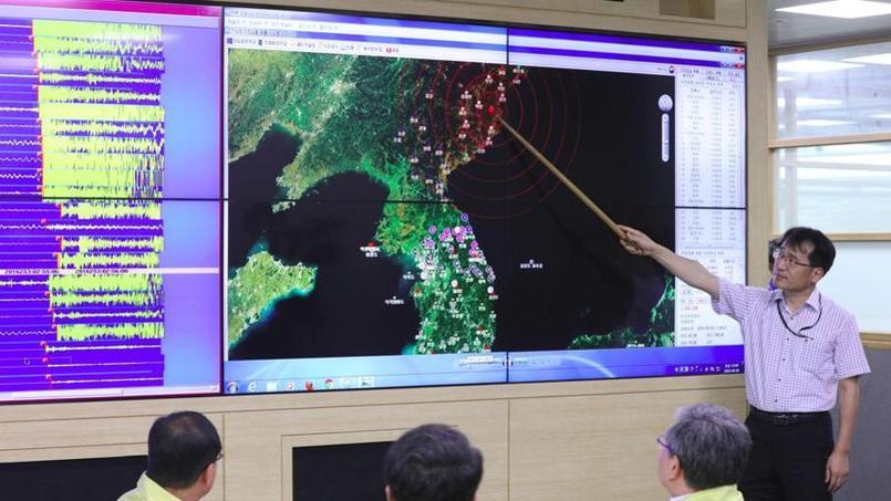 Les premiers soupçons sur un nouvel essai nord-coréen ont été émis par des sismologues qui ont détecté un séisme près du principal site d'essais nucléaires, dans le nord-est du pays.