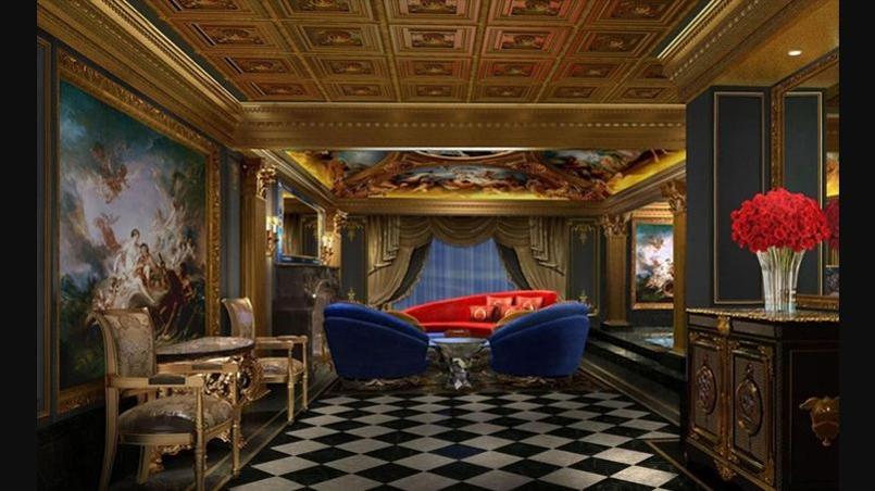 Photo Chambre Hotel Luxueux : Chambres villas ambiance versailles découvrez l hôtel