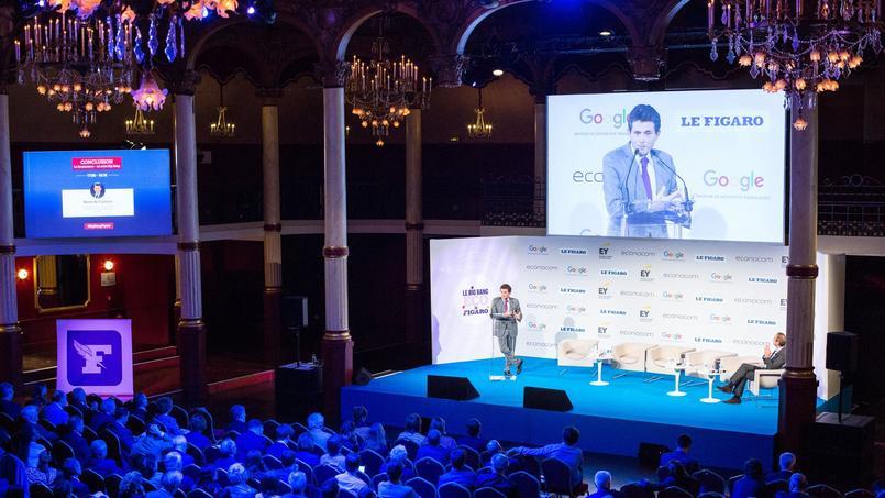 Le Figaro a organisé son premier Big Bang Eco le 16 juin dernier.
