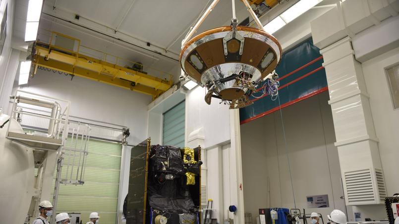 Le silence radio inquiétant du module Schiaparelli — Mission ExoMars