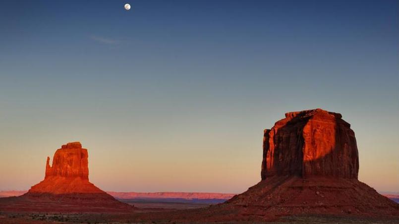 Au fil de la route, des paysages grandioses. © Eric Martin pour le Figaro Magazine