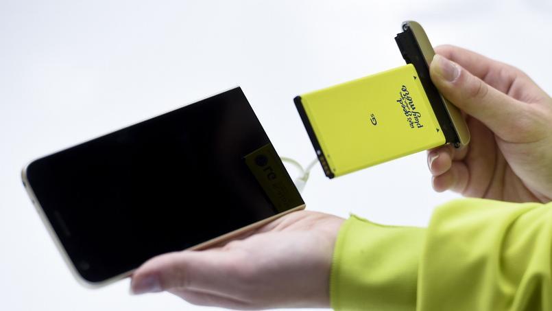 Le LG G5