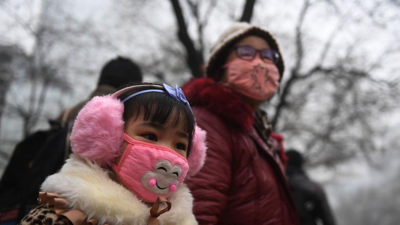 La pollution met 1/10ème du pays en alerte rouge — Chine