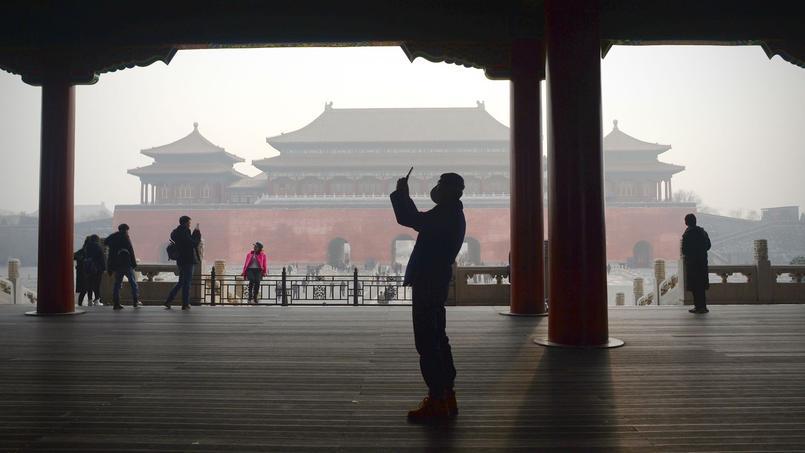 Brouillard vert à Pékin et sixième jour d'alerte en Chine — Pollution