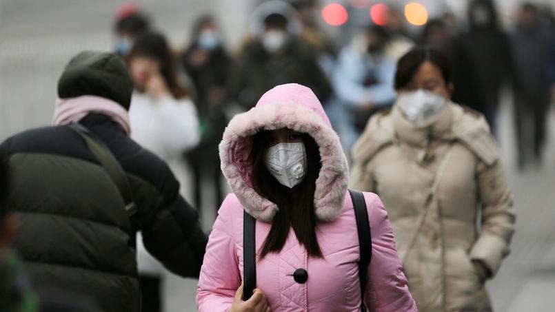 Alerte rouge à la pollution en Chine