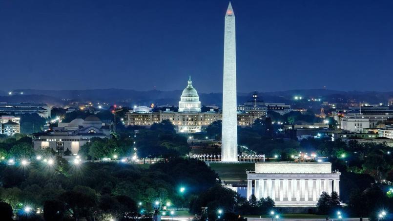 Washington. ©Eric Martin pour le Figaro Magazine