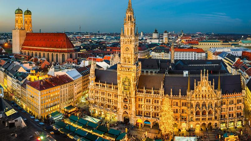 O partir en 2017 nos douze id es de voyages - Office de tourisme munich ...