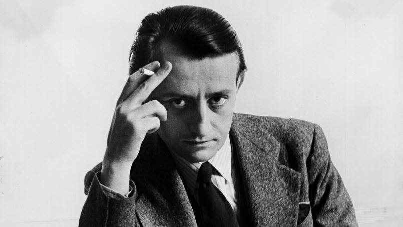 André Malraux en 1934.
