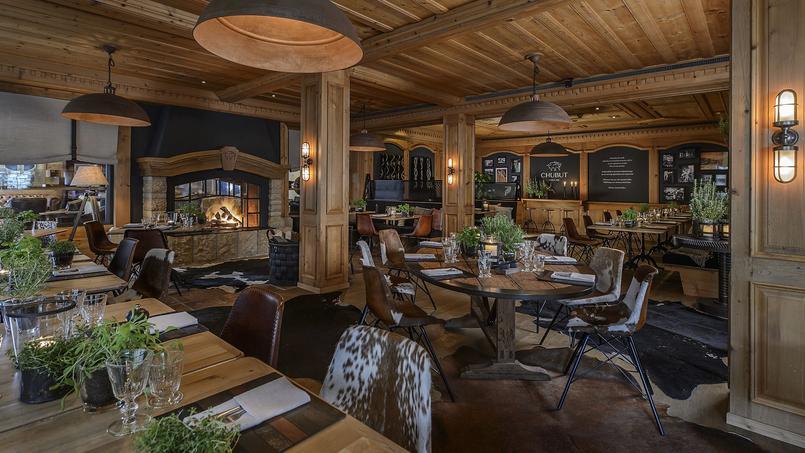 Le restaurant Chubut. ©DR