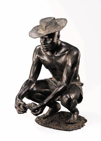 L 39 ab c daire du chocolatier patrick roger - Sculpture en chocolat patrick roger ...