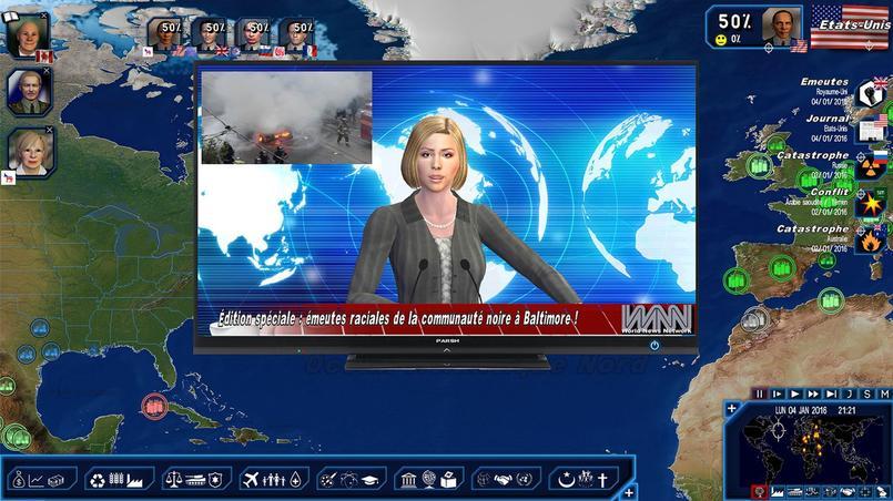 Geopolitical Simulator 4