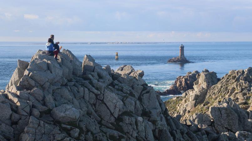 Pointe du Raz en Cap Sizun (Bretagne), labellisée Grand Site de France en 2004   Renouvelé en 2012.