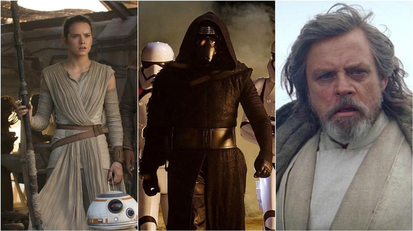 Rey, Kylo Ren, Luke Skywalker sont-ils les «derniers Jedi»?