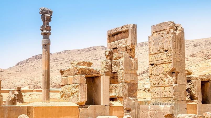 Les ruines de Persépolis méritent qu'on y retourne. ©Maison des Orientalites