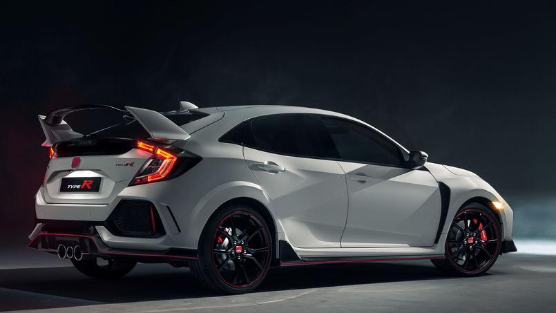 """Honda Civic Type R"""