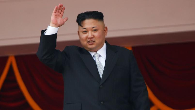 Le leader du régime, Kim Jong-Un, présidait la cérémonie pour le 105e anniversaire de son grand-père, Kim Il-Sung.