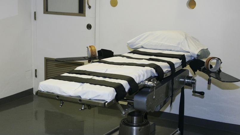 Un lit d'exécution.