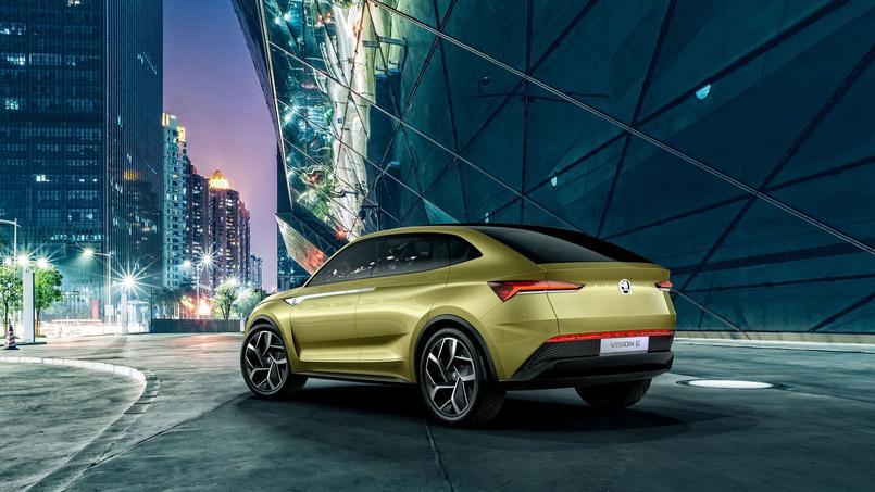 Skoda prédit qu'à compter de 2025, un véhicule sur quatre, vendu par la marque, sera hybride rechargeable ou électrique.