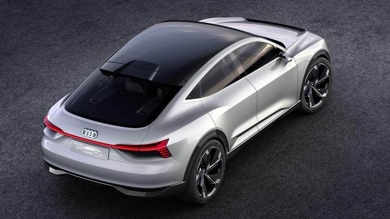 Avec une capacité de 550 litres, le volume du coffre se place dans la moyenne compte tenu des dimensions du véhicule.