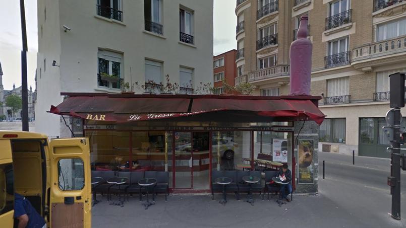 Paris il faut sauver la grosse bouteille for Jardin truillot