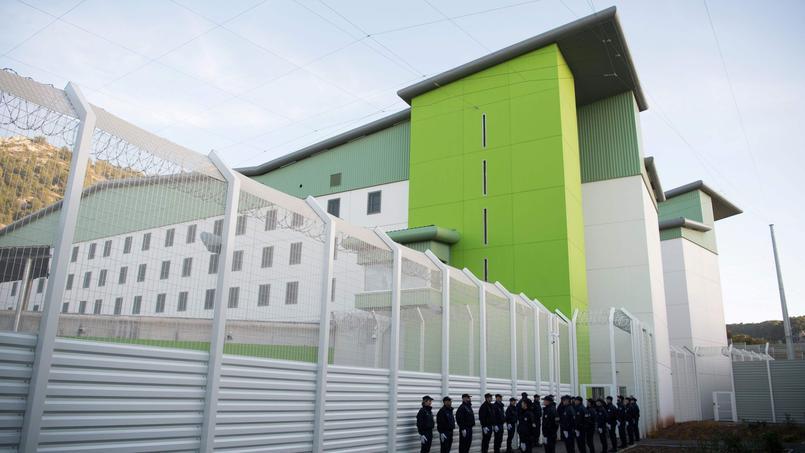 La nouvelle prison des Baumettes.