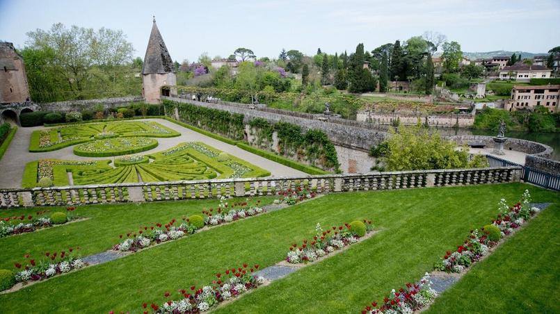 Rendez vous aux jardins lieux d 39 changes et de partage for Jardin quatre saisons albi