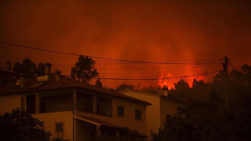 Le Portugal en deuil après le gigantesque feu de forêt qui a fait au moins 62 morts