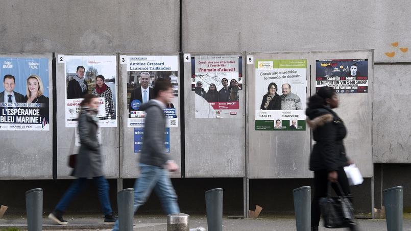 En Bretagne, les idées du FN progressent dans les zones rurales.