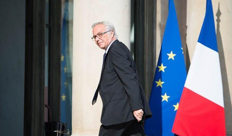 François Rebsamen, le ministre du Travail (CLEMENT MAHOUDEAU/ Le Figaro).
