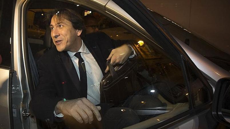 Le député Jérôme Guedj.