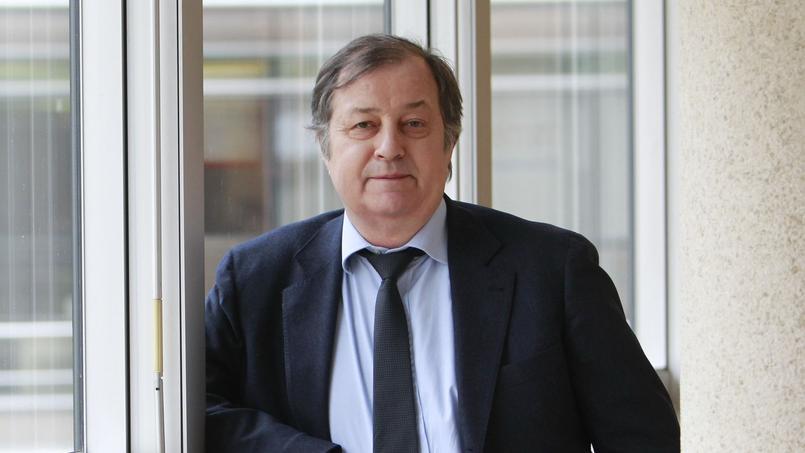 Richard Girardot, PDG de Nestlé France.