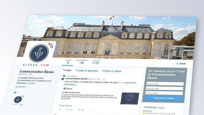 L'Elysée se dote d'un compte Twitter pour démonter les rumeurs