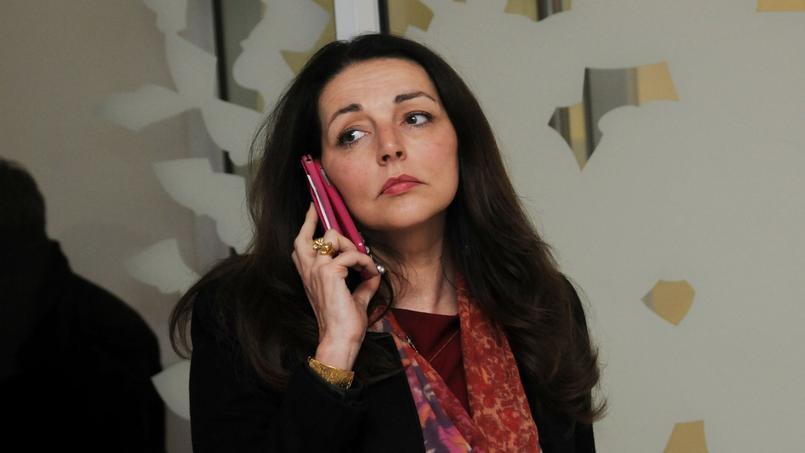 Valérie Boyer, députée UMP des Bouches-du-Rhône.
