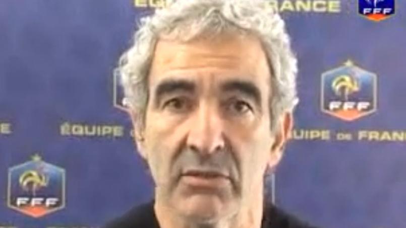 Raymond Domenech et les «Bleus» renoncent à l'Euro 2008.