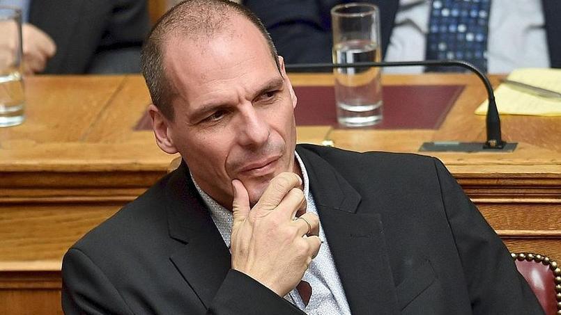 Le ministre grec des Finances a passé Pâques au FMI
