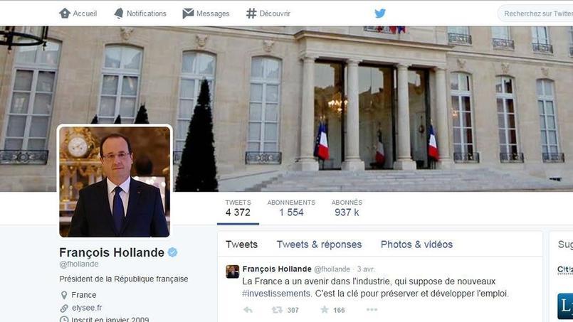 Les comptes vérifiés sur Twitter portent un badge certifié bleu. ©Capture d'écran/Twitter