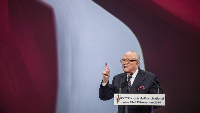 Ce que peut faire le FN contre Jean-Marie Le Pen