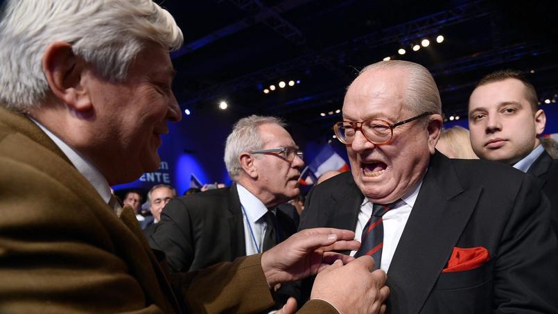 FN : Bruno Gollnisch juge inutile de «sacrifier» Jean-Marie Le Pen